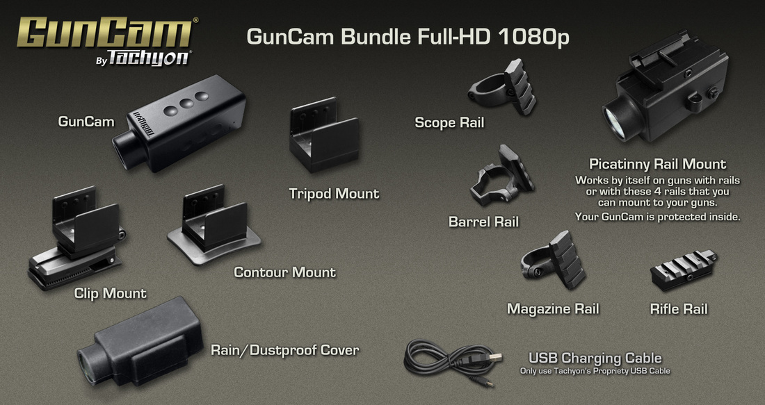 GunCam Bundle, Tachyon, Gun camera